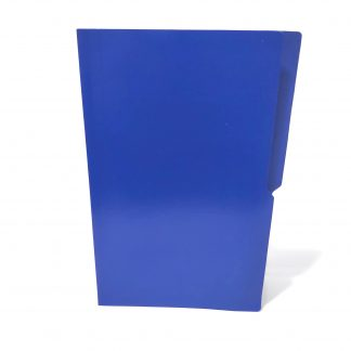 Long Blue Folder