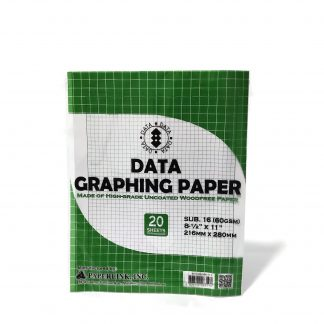 Graphing Paper - Data