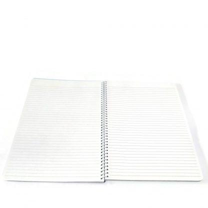 Corona Notebook Spring Inside