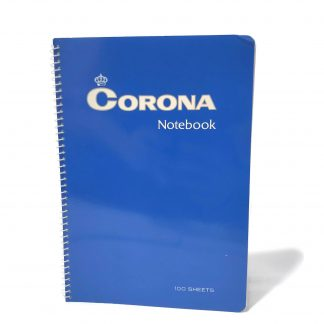 Corona Notebook