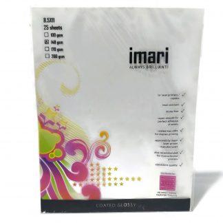 Coated Glossy Paper - Imari