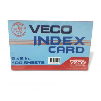 Veco Index Card 5x8 inches