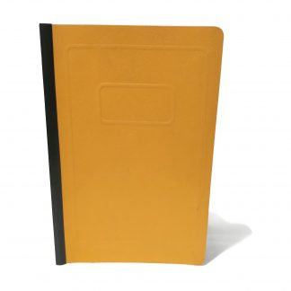 Morocco Folder - Long Orange