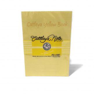 Cattleya Filler 6.5x8.5 inches Yellow