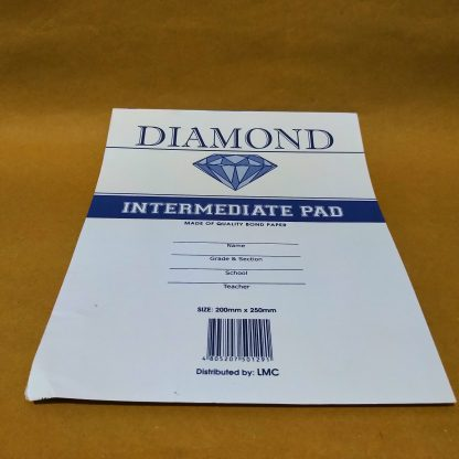 Diamond Intermediate Pad by Supplies.com.ph
