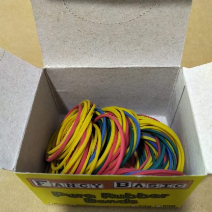 Rubber Bands (Fancy Basic) Inside