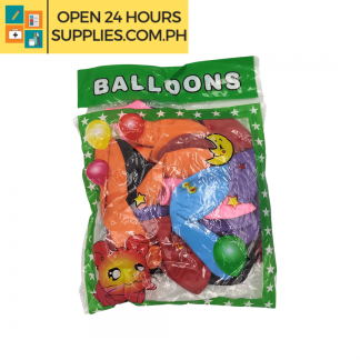 A photo of Party Balloons - Assorted Colors
