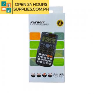 A photo of Scientific Calculator Karson