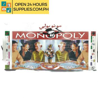 Monopoly ( Table games) 2-8 players Not suitable for children under 3 years old