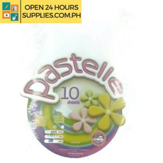 Pastelle (Board) 8 1/2 x 11 220gsm 10 Sheets