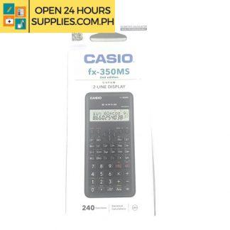 supplies.com.ph. casio fx-350MS