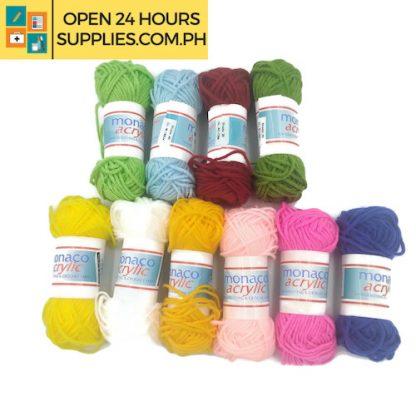 Monaco acrylic Hand Knitting & Crochet Yarn