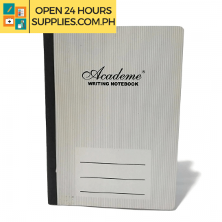 A photo of (Academe) Writing Notebook 152 x 210 mm
