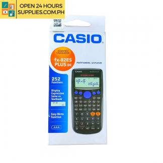 A photo of Scientific Calculator - Casio Fx-82ES