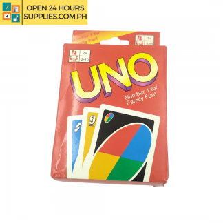 A photo of UNO Playing Cards