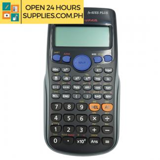 A photo of Casio Scientific Calculator fx-82ES PLUS BK