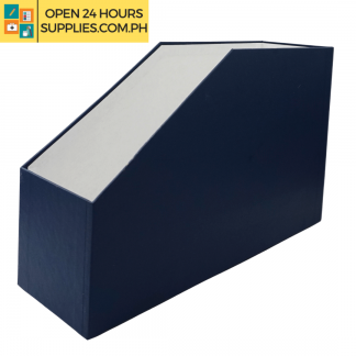 A photo of File Box - Blue