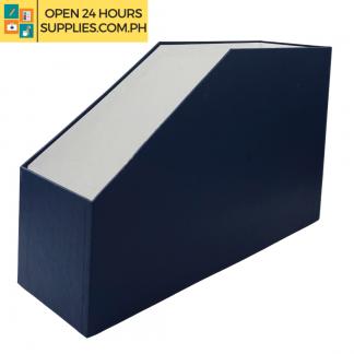 A photo of File Box - Blue