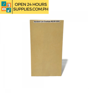 A photo of Standard Coin Envelope #6 100 gsm - Brown