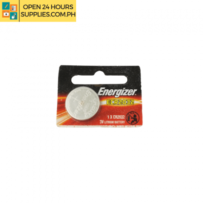 A photo of Energizer ECR2032 3V Lithium Battery
