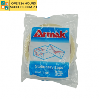 A photo of Armak Stationery Tape 18mm 50yds