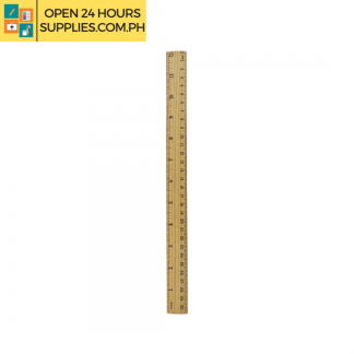 A photo of Wooden Ruler