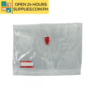 A photo of Adventurer Expandable Clear Envelope Large