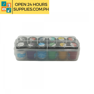 A photo of Poster Paint Acura 1 set 12 colors